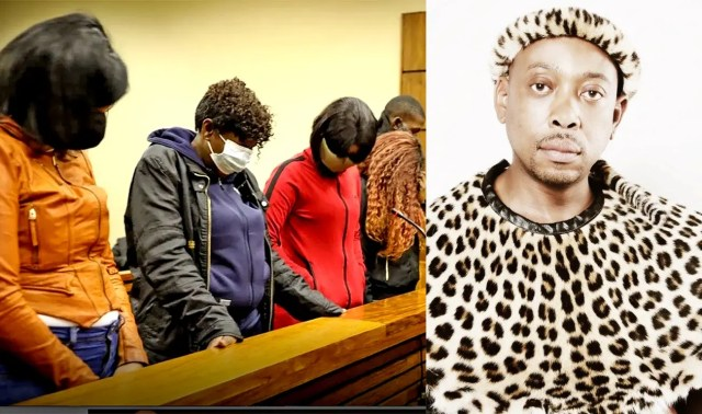 Prince Lethukuthula Zulu killers