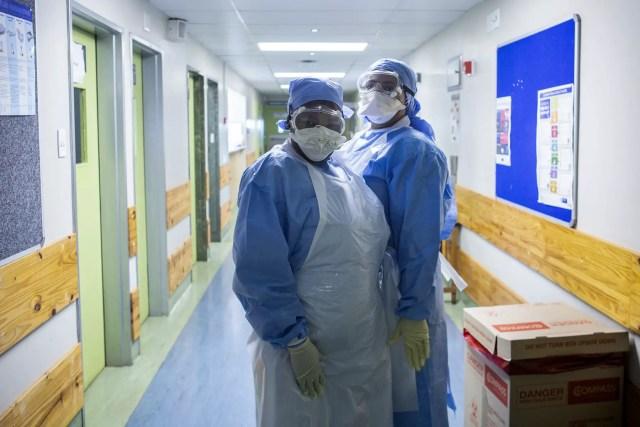 Western Cape nurses