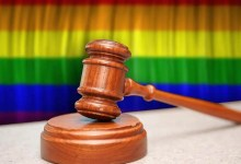 court LGBTQ community
