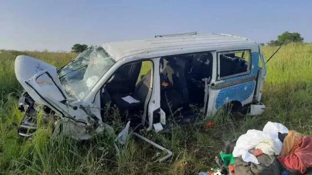 4 Shosholoza Meyl employees die in Free State car crash