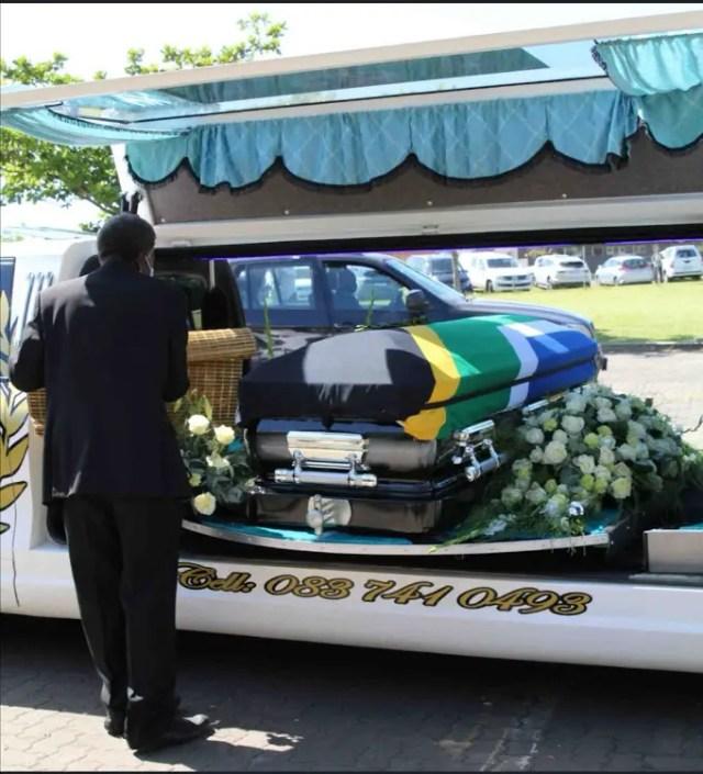 Bheki Ntuli laid to rest