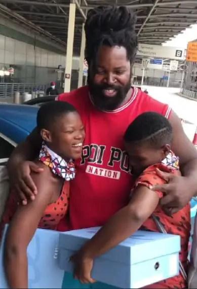 Big Zulu spoils Qwabe Twins