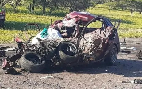 Five killed after Toyota recklessly overtakes on N1 south
