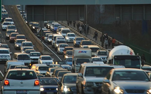 High traffic volumes on N3
