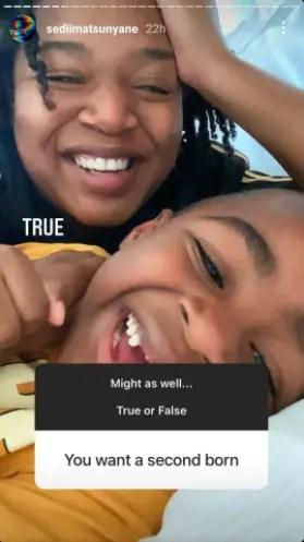 Lesedi Matsunyane answers relationship questions