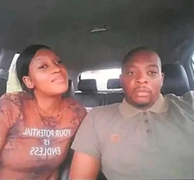 Siyabonga Ndlovu and Nonhle Ntuli