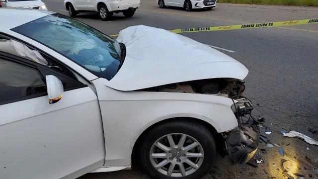 Suspected hijacker shot dead in Pretoria