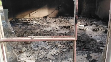 43-year-old man stoned to death and burnt