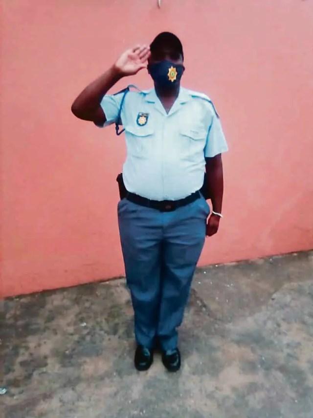 Constable Mfihloyakhe Ndlovu