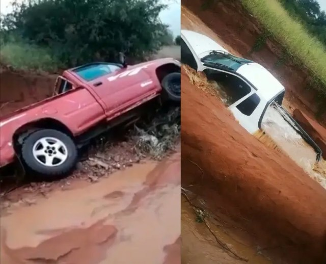Disaster as cars swept away and houses flooded in Limpopo