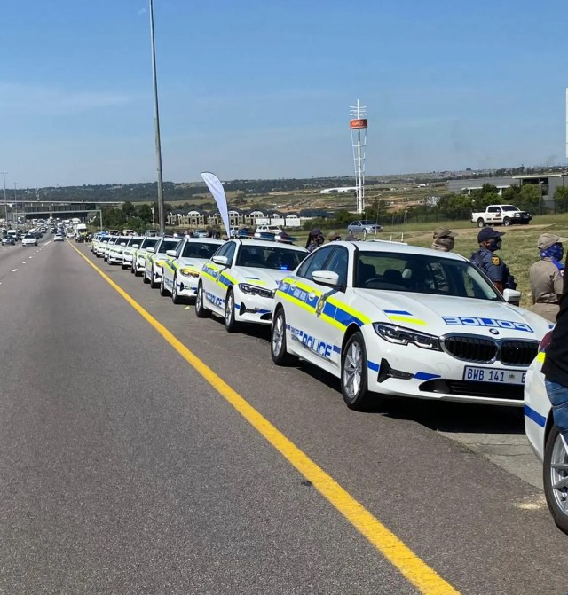 Gauteng Highway Patrol Unit
