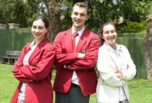 Ivan, Anna and Jessica