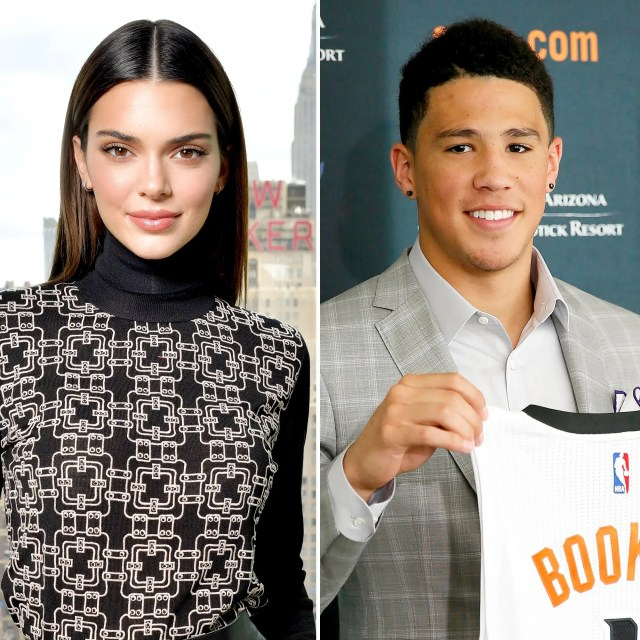 Kendall Jenner and Devin Booke