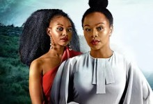 Larona Moagi and Sindi Dlathu