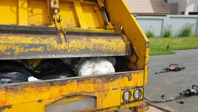 Refuse removal workers