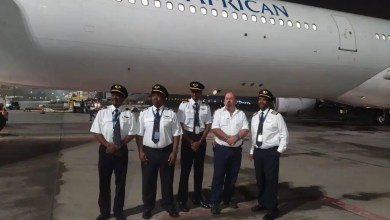 SAA flight departs for Belgium to collect SA's vaccine