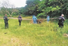Shock as handcuffed, killed and burnt body found in Durban