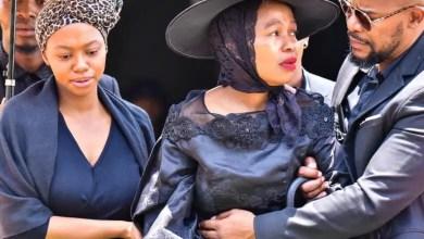 Sindi Dlathu and Larona Moagi