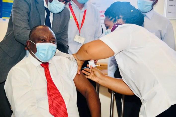 VaccineforSouthAfrica