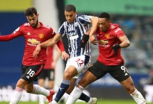 West Brom 1 - 1 Manchester United
