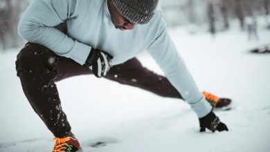 Benefits of Training in Cold Weather