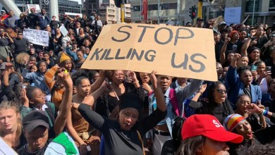 GBV in South Africa