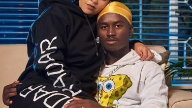 Hungani Ndlovu and wife Stephanie