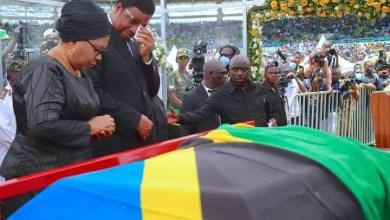 John Magufuli memorial service