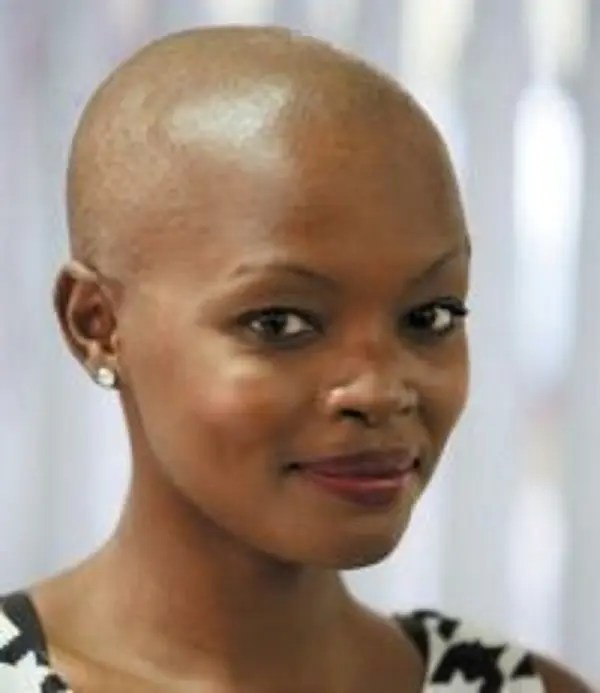 woman lady with Chiskop