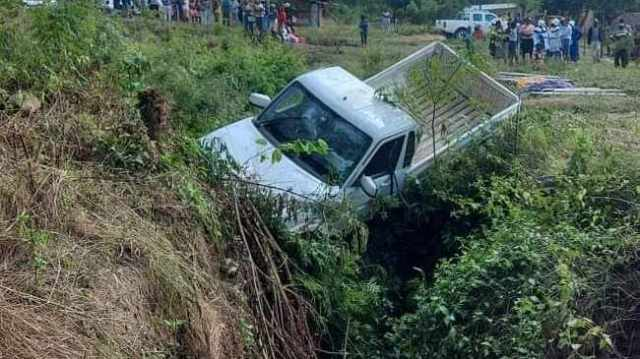 3 killed and 14 others injured as bakkie overturns during funeral procession