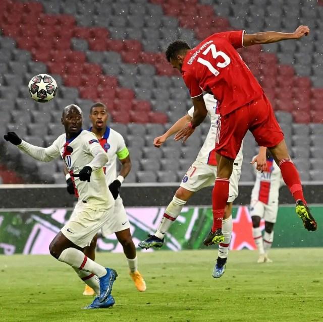 Bayern MunichvsPSG
