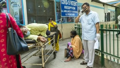 Bodies pile up as pandemic overwhelms India