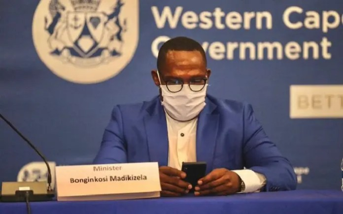 DA isn't a racist party but there are racist people, says Bonginkosi Madikizela