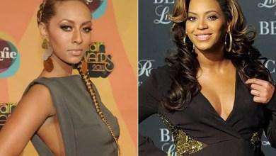 Keri Hilson and Beyonce