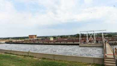 Rooiwal Water Treatment Plant