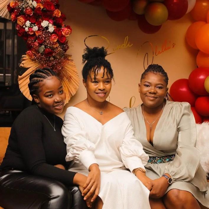 Sindi Dlathu special day