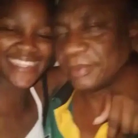 Video of man who looks exactly like Ramaphosa partying shocks South Africans