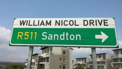 William Nicol Drive