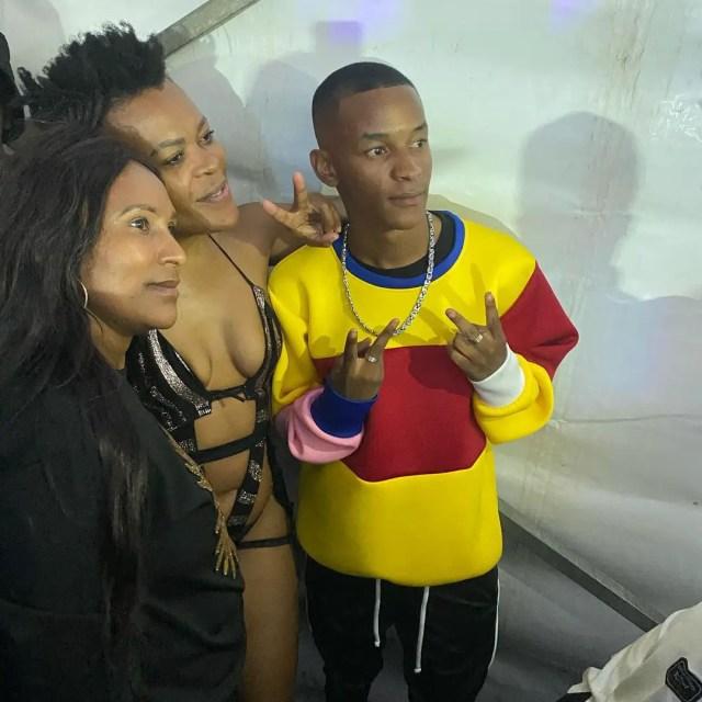 Zodwa Wabantu and Sicelo Buthelezi