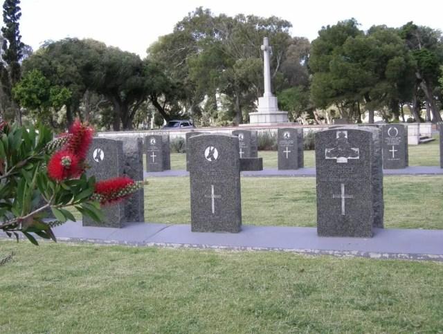 cemetery in Cape Town