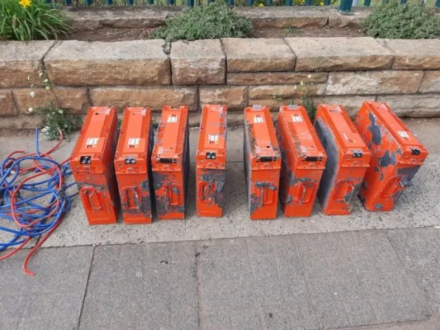 3 arrested for theft of R1.2 million worth of cellphone tower batteries in KZN