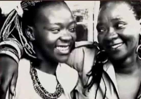 Lindiwe and Brenda Fassie