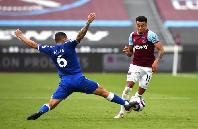 Everton 1 – 0 West Ham