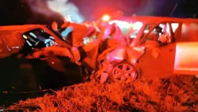 5 die in VW and BMW head-on collision