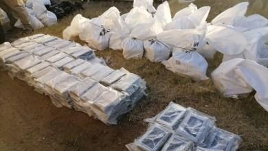 Cocaine worth R400 million found on boat on N1