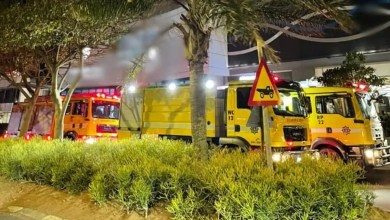 Fire breaks out at luxury Umhlanga hotel