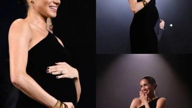 Pregnant Meghan Markle