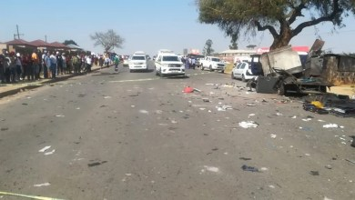Robbers escape with boxes of money after cash-in-transit heist in Hazyview, Mpumalanga