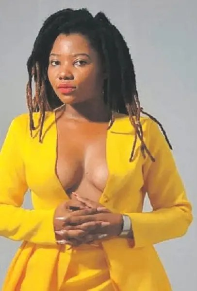 Woman who baked former Generations actress Sinovuyo Sodela's viral pen!s Birthday cake speaks out