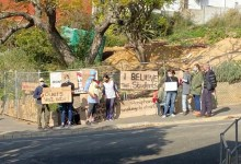 protests at German International School in Cape Town